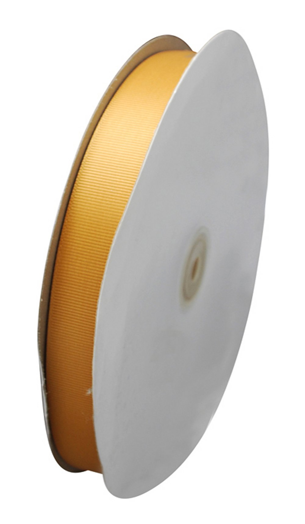 10mm GOLD GROSGRAIN RIBBON