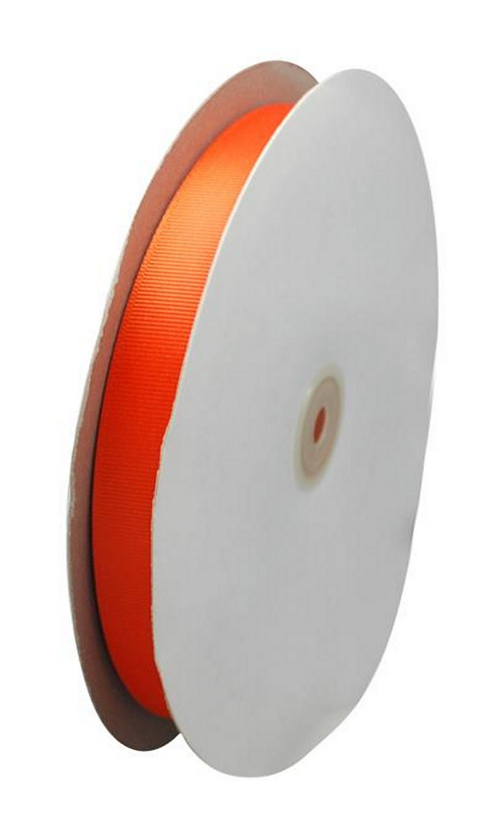 10mm ORANGE GROSGRAIN RIBBON