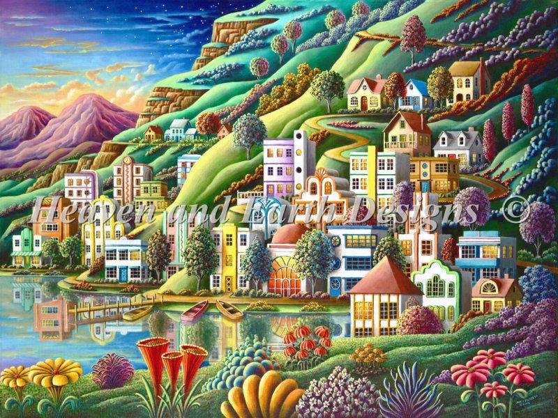 Hidden Harbor Color Expansion