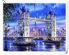 5D DIY Diamond Painting Scenery Bridge (#05)