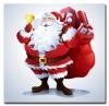 5D DIY Diamond Painting Santa